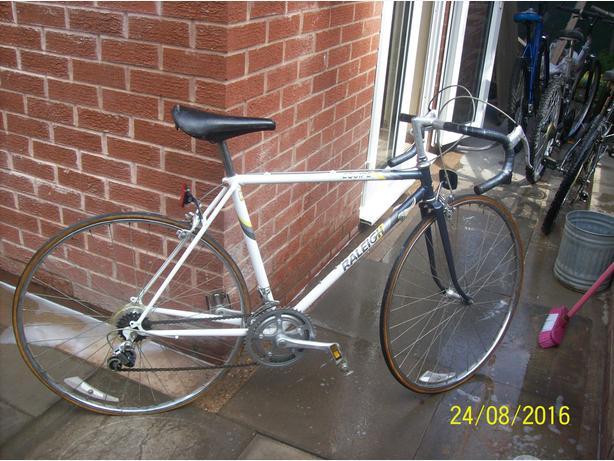Raleigh Equip Racing Bike