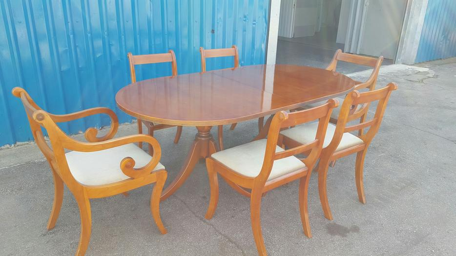 Dining Table and Chairs WALSALL Wolverhampton : 105874071934 from www.usedwolverhampton.co.uk size 934 x 525 jpeg 67kB