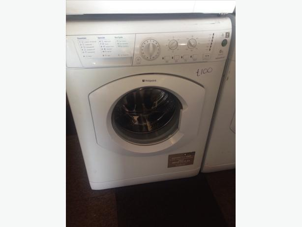 HOTPOINT WASHING MACHINE 6KG....