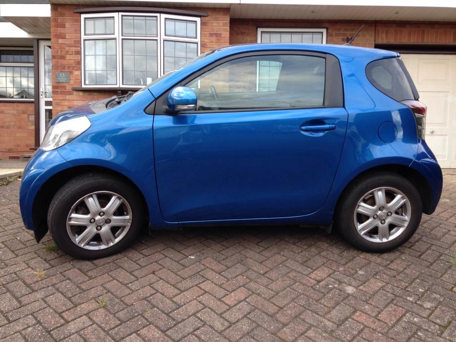 Toyota Iq Excellent Car Stourbridge Dudley