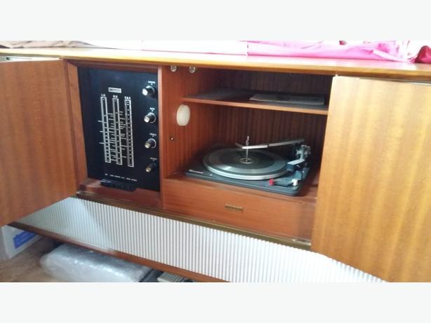 Decca Radio Gram