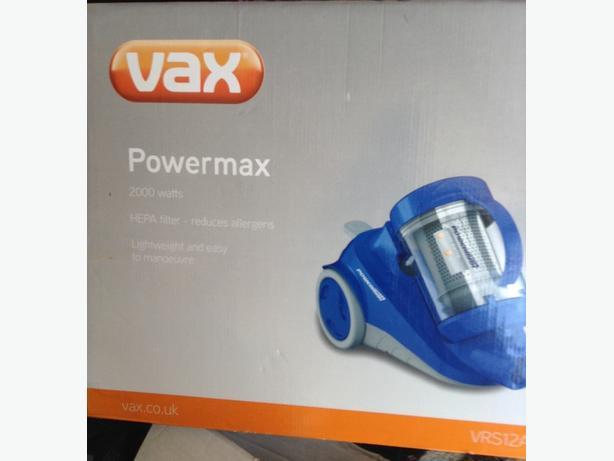 Vax vaccum cleaner