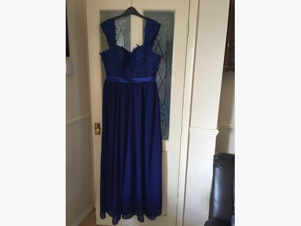 bridesmaid dress size 12/14