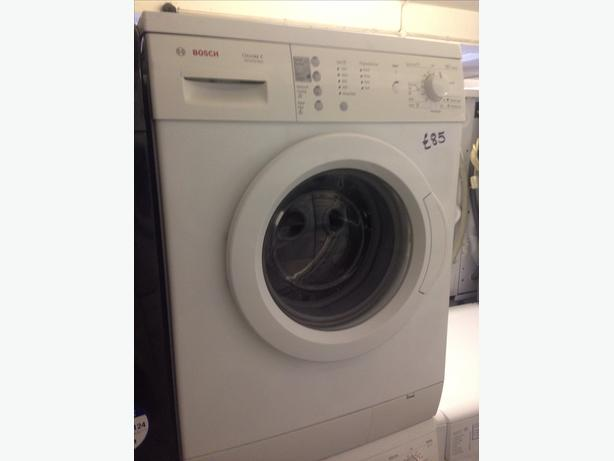 BOSCH VARIO PERFECT 6KG WASHING MACHINE