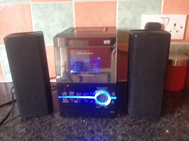 wharfedale mini hifi for sale or swaps