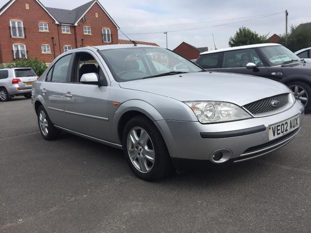 2002 ford mondeo ghia tdci diesel hatchback willenhall dudley. Black Bedroom Furniture Sets. Home Design Ideas