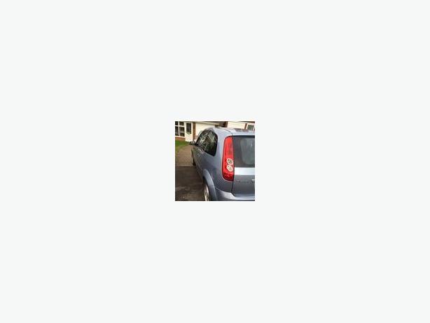 Ford Fiesta 1.4 Ltr Diesel Blue 3 Door MOT Till 26/02/2017