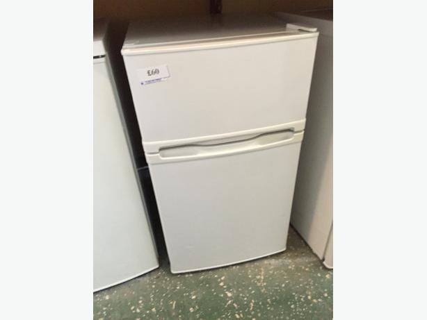 🌐🌐nice mini fridgefreezer all working