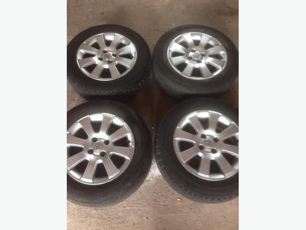 "Vauxhall Astra 15"" Alloys"