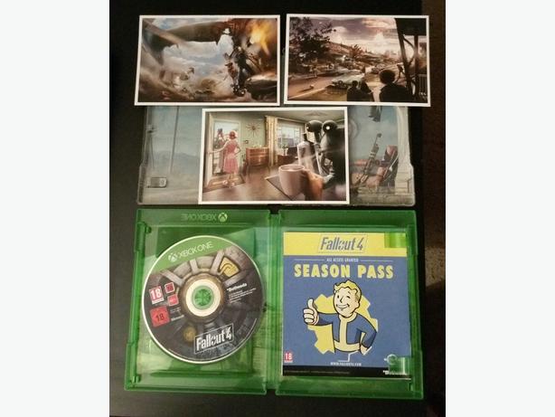 Fallout 4 xboxone game