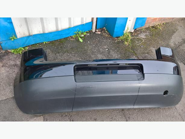 rear bumpers for mk 5 golfs