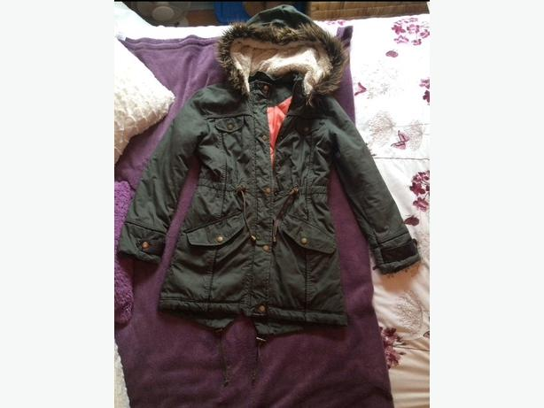 Girls Carki Parka Coat