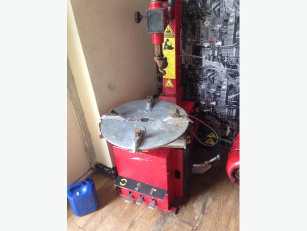 balance tyre machine, tyre machine