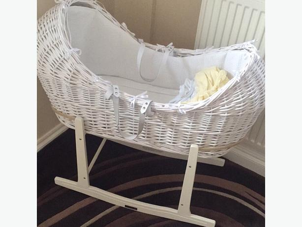 Mothercare Pod Moses Basket