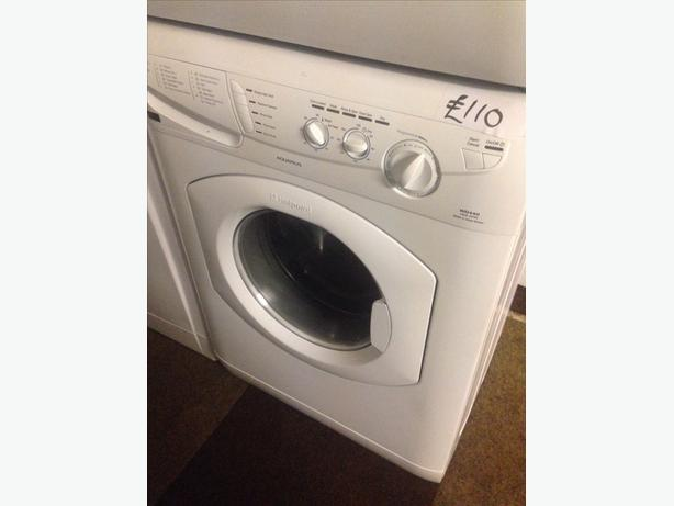 HOTPOINT WASHER / DRYER 5+5KG 1400 SPIN2