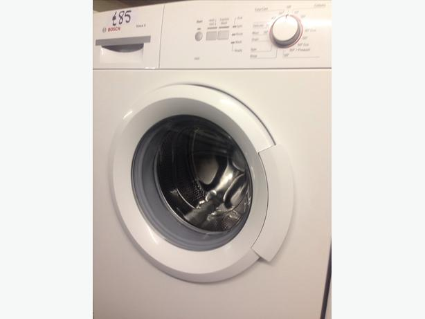 BOSCH MAXX6 6KG 1400 SPIN WASHING MACHINE