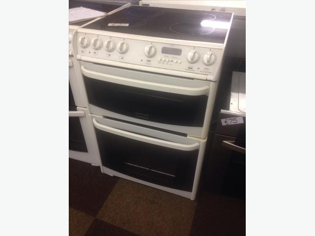 CANNON ELECTRIC COOKER DOUBLE OVEN 60CM..