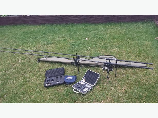 Job lot fishing gear for sale brierley hill dudley mobile for Used fishing equipment for sale