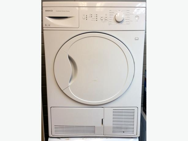BEKO 8KG CONDENSER TUMBLE DRYER + WARRANTY