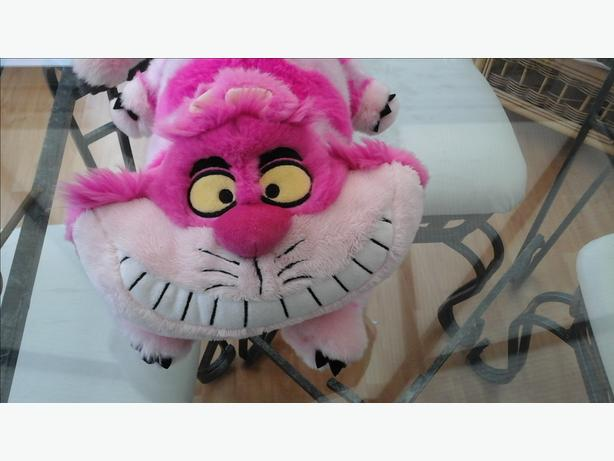 Cheshire  cat from Alice in Wonderland - Disney store