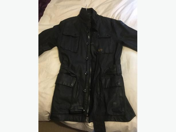 mens g star coat
