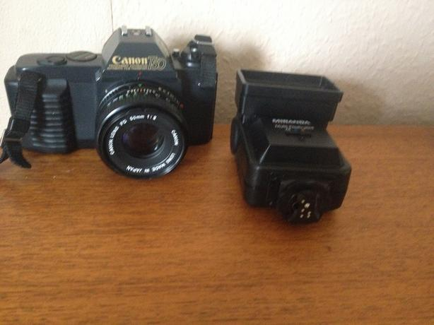 CANON T50 FILM CAMERA