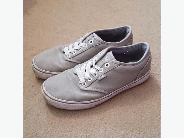 ladies Vans size 6