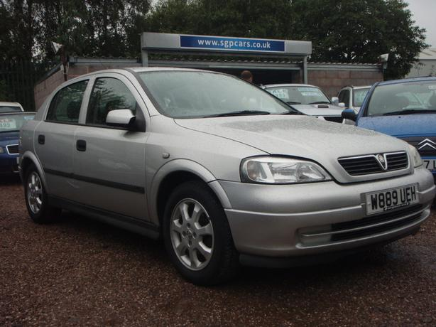 Vauxhall Astra 1.6 i Club 5dr (a/c)