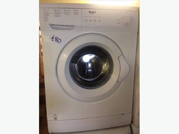 BUSH WASHING MACHINE 6KG 1200 SPIN