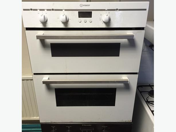 indesit slot in oven and grill