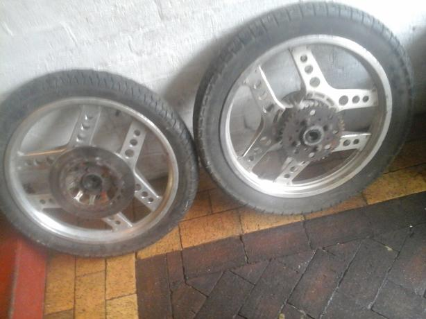 job lot wheels