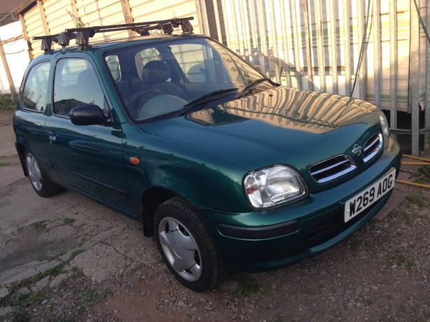 nissian micra moted 250