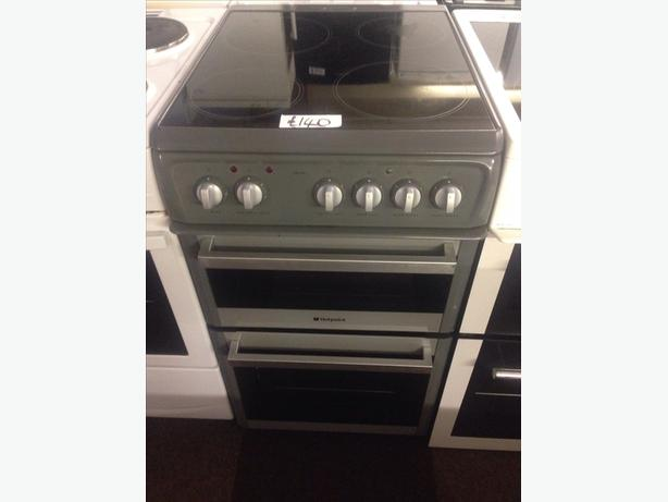 HOTPOINT ELECTRIC COOKER FAN ASSISTED1