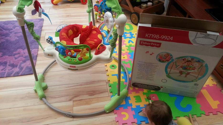 Buy Fisher-Price Zoo Party Jumperoo at 5eyg5o6unews.ml