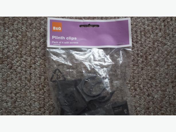 plinth clips