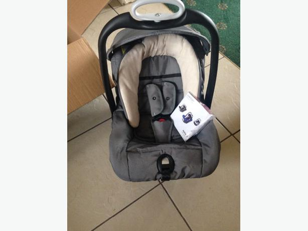 Musty evo car seat brand new