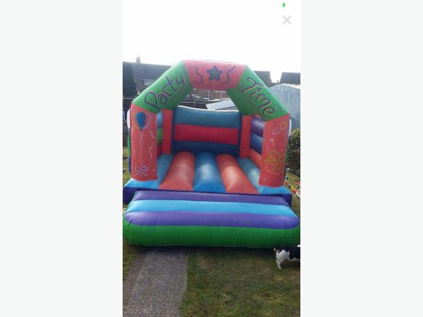 BARGAIN bouncy castle