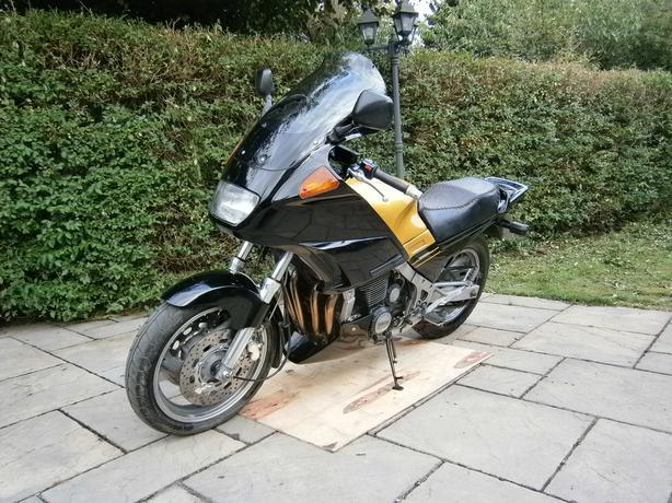 Yamaha FJ1200 ABS - 1995