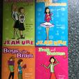 Set of 4 Books Skinny Melon & Me