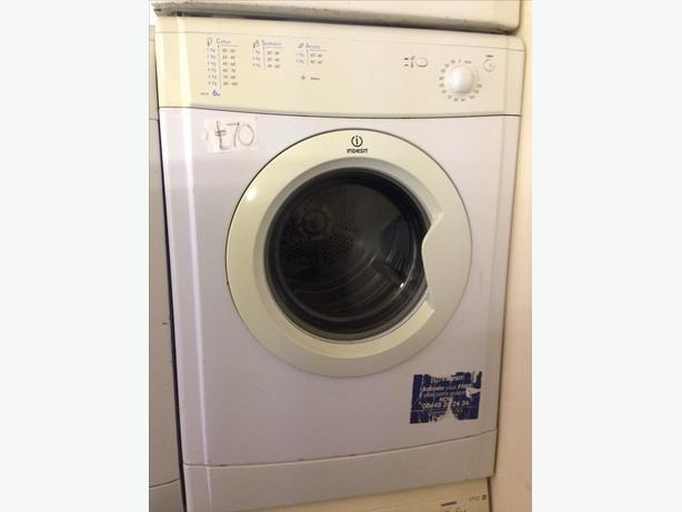 INDESIT DRYER 6KG VENTED1