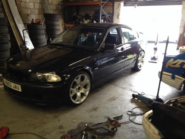 bmw 325 e46 breaking spares
