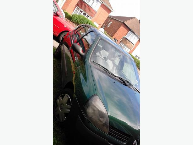 clio 51plate 1.2 OFFERS