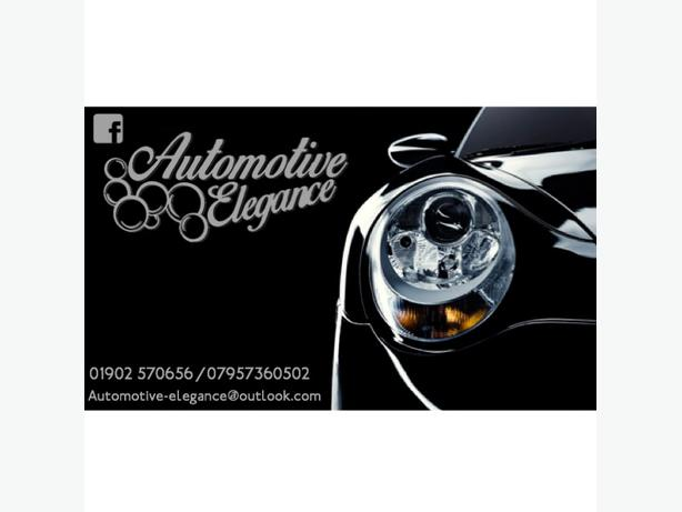 Automotive Elegance valeting/detailing