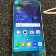Brand New Condition Samsung Galaxy S6 In Topaz Blue Unlocked to all networks