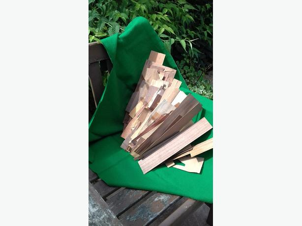 📡 FOR SALE 📣 MARQUETRY WOOD & BAIZE