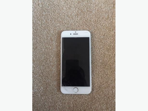 iphone 6 silver 16gb for sale
