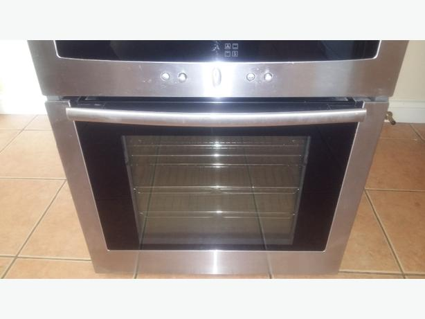 Neff brand new electric fan built in oven