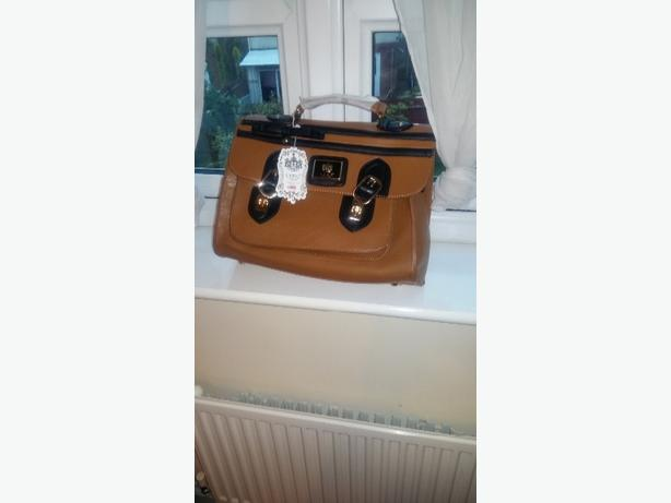 Brand new satchel bag