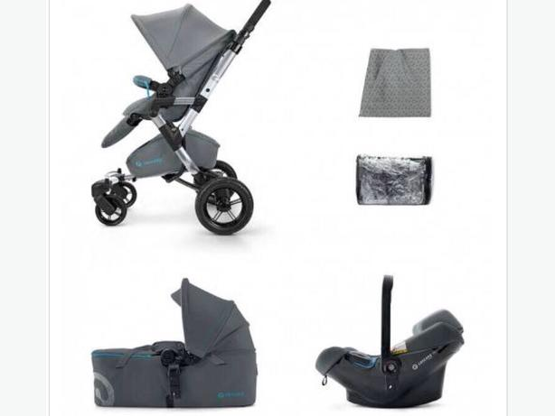concord pushchair travel system &isofix