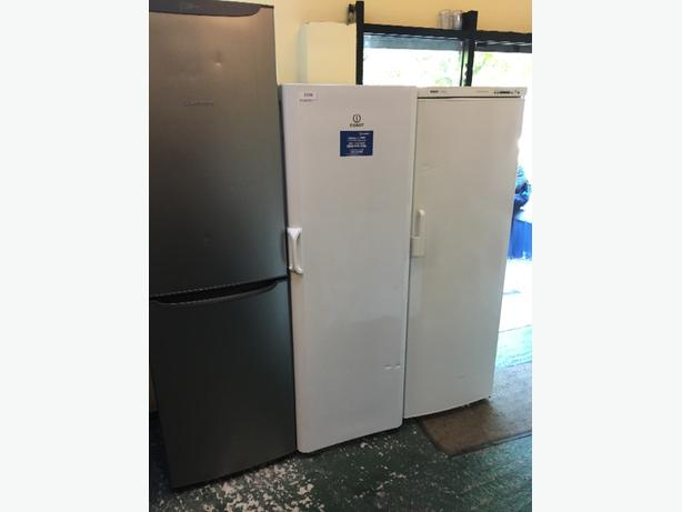 ☀️🍻indesit freezer free delivery